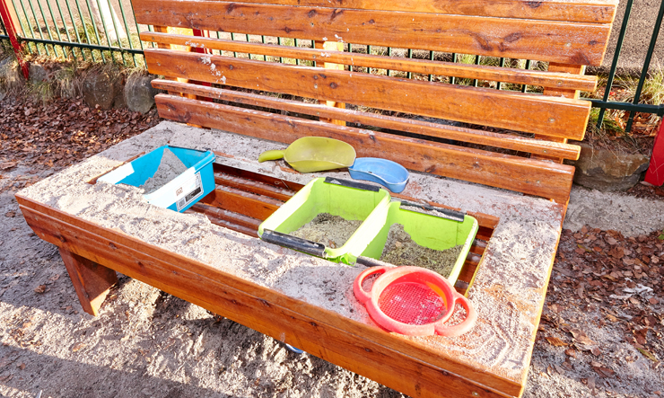 2 Mud Kitchen