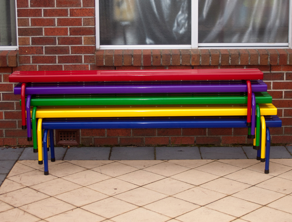 Stackable Bench Seats Main