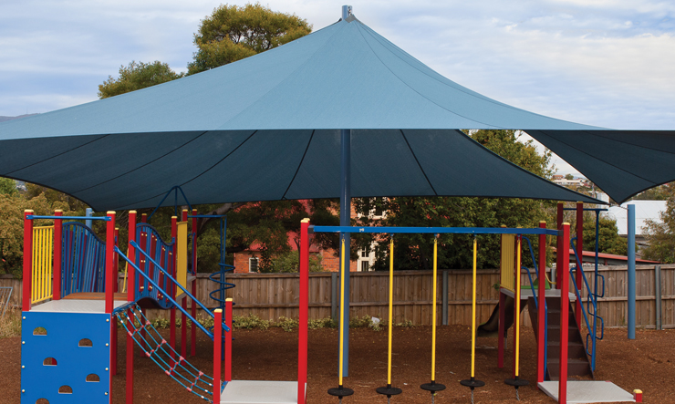 2 Conical Canopy
