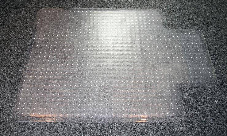 Clear Chair Matting