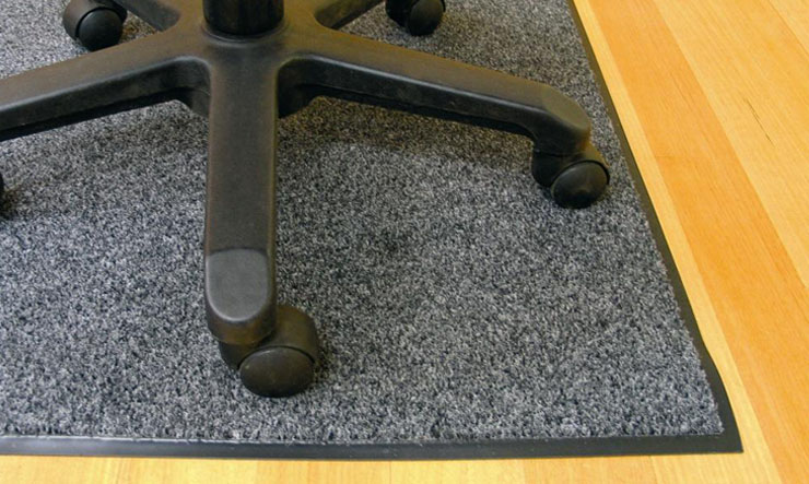 Decor Plush Chair Mat