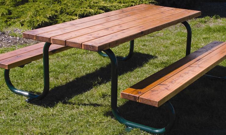 Timber 6 Seater