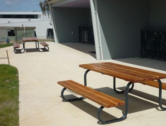 Timber Seating Main